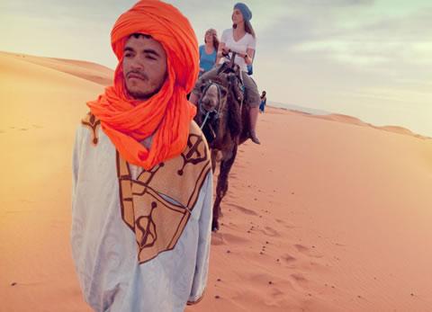 Gアドベンチャーズ アフリカ・中東 マップ
