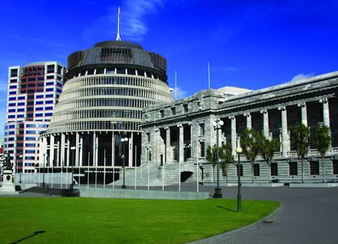 トップデック ニュージーランド マップ